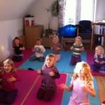 Børne Yoga