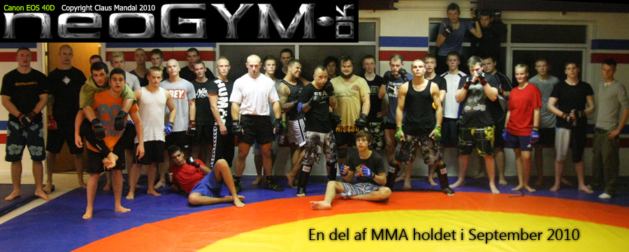 Mixed Martial Arts(MMA) Aalborg